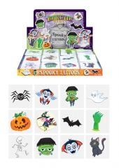 Halloween 4cm Mini Tattoos