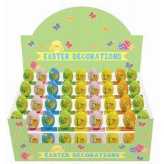 Easter Chicks In Egg Shell