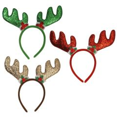 Sequin Antlers