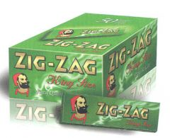 Zig Zag King Size Cigarette Rolling Papers
