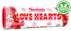 Swizzels Love Hearts Gift Tube 108g
