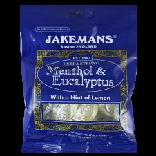 Jakemans Soothing Menthol & Eucalyptus Sweets 100g