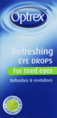 Optrex Refreshing Eye Drops 10ml
