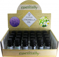 Citronella Oil 10ml - CDU