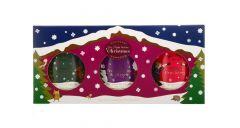 Wax Lyrical Christmas Tin Candle Gift Set