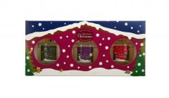 Wax Lyrical Christmas Reed Diffuser Gift Set