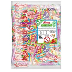 Swizzels Vegetarian Sweet Mix 3kg