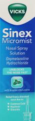 Vicks Sinex Micromist Aqueous Nasal Spray 15ml