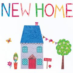 New Home Card Display Packs 133 x 133mm