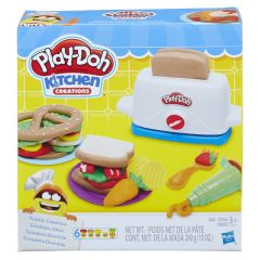 Play-Doh Kitchen Creations - Toaster Creations Playset