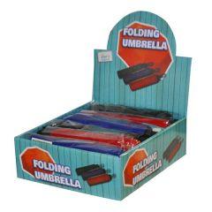 "Folding Umbrella 21"" 8 Spoke"