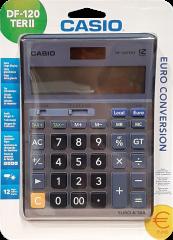 Casio Desk Calculator with Tax & Euro Calculations
