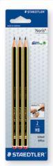 Staedtler 3 Noris HB Pencils Hang Pack