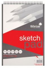 Artist Pad A4 Perforated Sheets