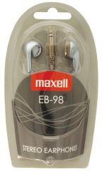Maxell Earphones EB98 Silver