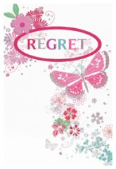 Regret Cards Open