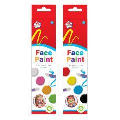 Face Paints With Applicators