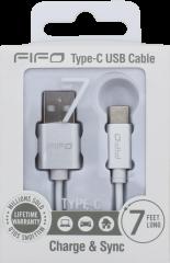 FIFO Colours USB-C Cable