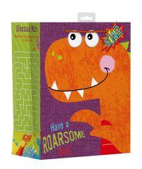 Gift Bag Large - Dinosaur