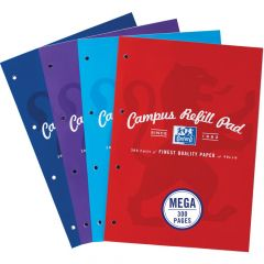 Campus Refill Pad 300 Pages 90gsm