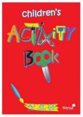 A3 Children's Activity Pad 24 Pages 100gsm Cartridge Paper