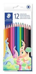Staedtler Woodfree Colouring Pencils Hang Pack 12's