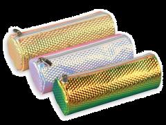 Glitz Holographic Pencil Case Assorted Colours