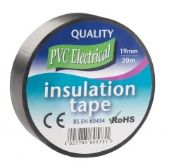 Ultratape PVC Electrical Insulation Tape 19mm x 20m