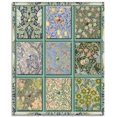 William Morris Mini Pad 10cm x 8cm 9 Assorted Designs CDU