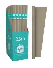 Kraft Brown Paper Roll 70cm x 2.5m