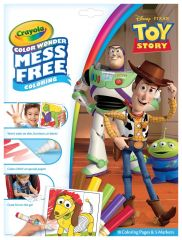 Crayola Colour Wonder Toy Story 4