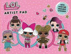 L.O.L. Surprise Artist Pad