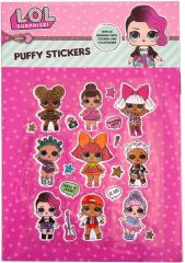 L.O.L. Surprise Puffy Stickers