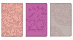2020 Pocket Diary WTV Embossed PU CDU