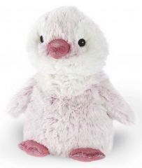 Cozy Plush Microwavable Warmies - Marshmallow Penguin