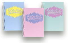 Pukka Pastels Range A5 Jotta Notebook