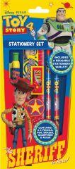 Toy Story 4 Stationery Set Foil Bag