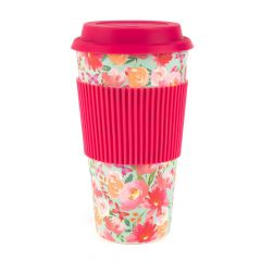 Cambridge Eco-Friendly Travel Mug 600ml - Tropical Forest