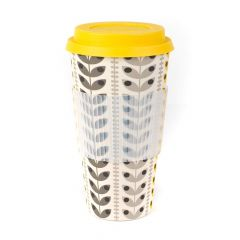 Cambridge Eco-Friendly Travel Mug 600ml - Retro Daisy