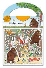 Licensed Character Sticker Scene - Gruffalo