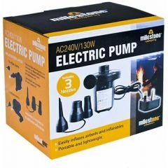 Milestone AC Electric Pump 240v/130w