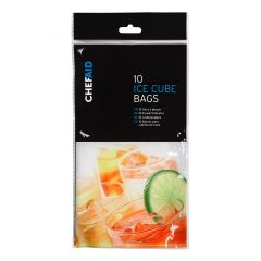 Ice Cube Bags Pack of 10