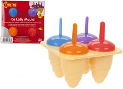 Lolly Moulds Pack of 4