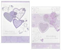 Wedding Evening Acceptance Card Foiled