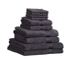 Bath Towel Charcoal