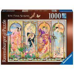 Ravensburger The Four Seasons 1000 Piece Jigsaw Puzzle