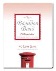 Basildon Bond White Writing Pad P4TO