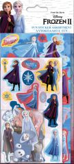 Licensed Character Stickers Assortment Pack - Frozen 2
