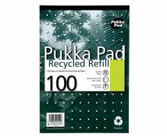 Pukka Pad A4 Recycled Refill Pad