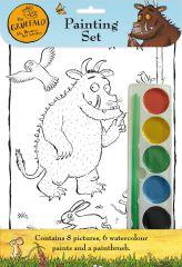Gruffalo Painting Set